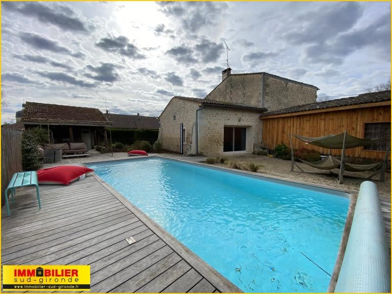 Sale house / villa Landiras 525000€ - Picture 6