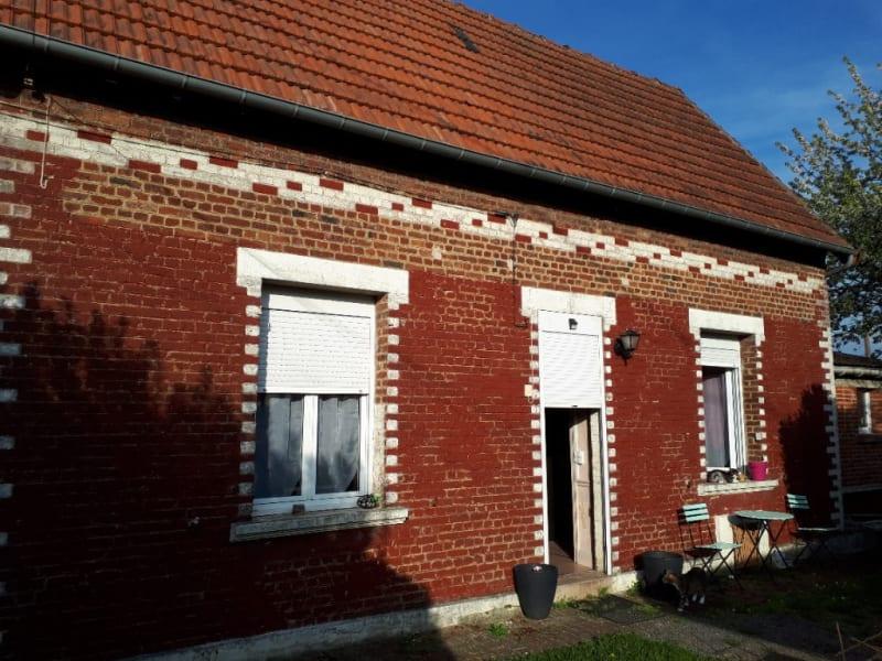 Location maison / villa Nauroy 571€ CC - Photo 1
