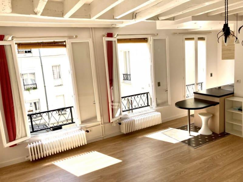 Verkauf wohnung Paris 11ème 320000€ - Fotografie 1