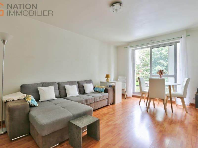 Sale apartment Paris 20ème 499000€ - Picture 1