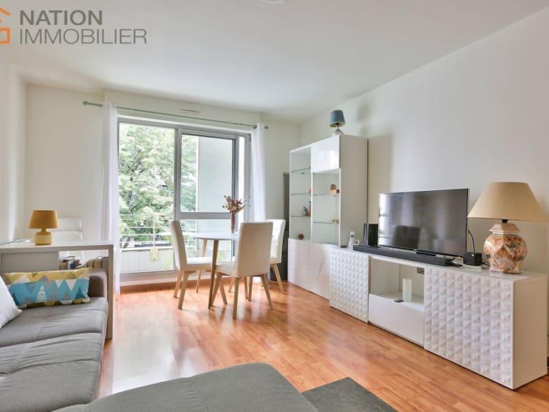 Sale apartment Paris 20ème 499000€ - Picture 2