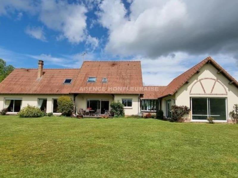 Vente maison / villa Pont-audemer 630000€ - Photo 1