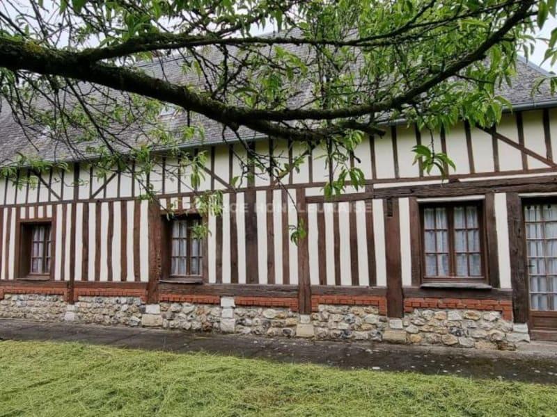 Vente maison / villa Pont-audemer 185500€ - Photo 1