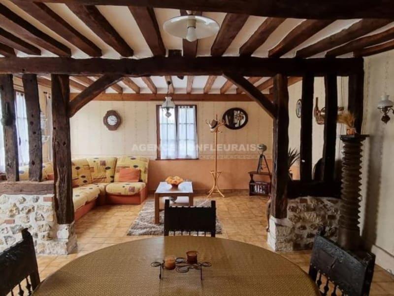 Vente maison / villa Pont-audemer 185500€ - Photo 2