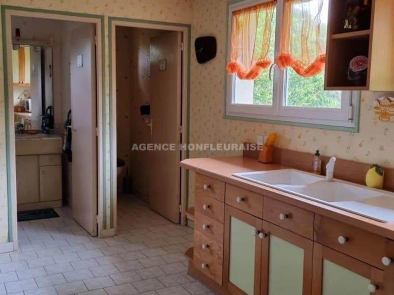 Vente maison / villa Pont-audemer 185500€ - Photo 4