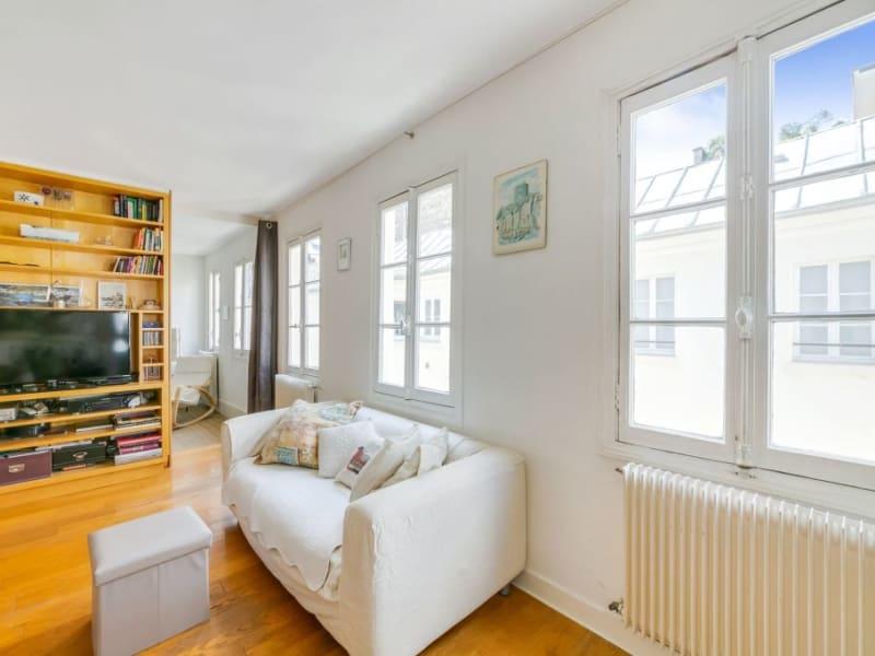 Vente de prestige appartement Paris 17ème 585000€ - Photo 2
