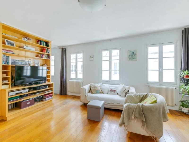 Vente de prestige appartement Paris 17ème 585000€ - Photo 3