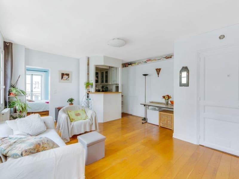 Vente de prestige appartement Paris 17ème 585000€ - Photo 5