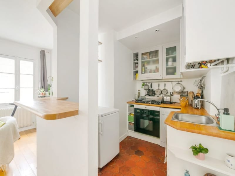 Vente de prestige appartement Paris 17ème 585000€ - Photo 6