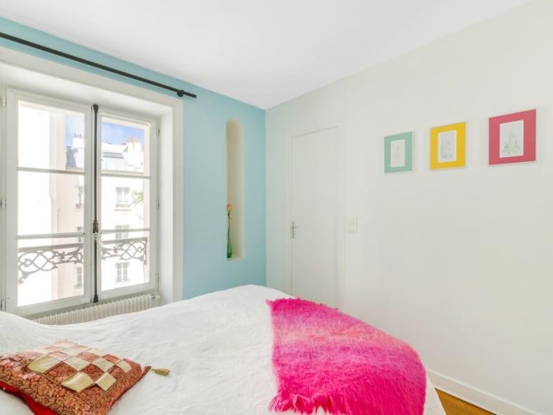 Vente de prestige appartement Paris 17ème 585000€ - Photo 8