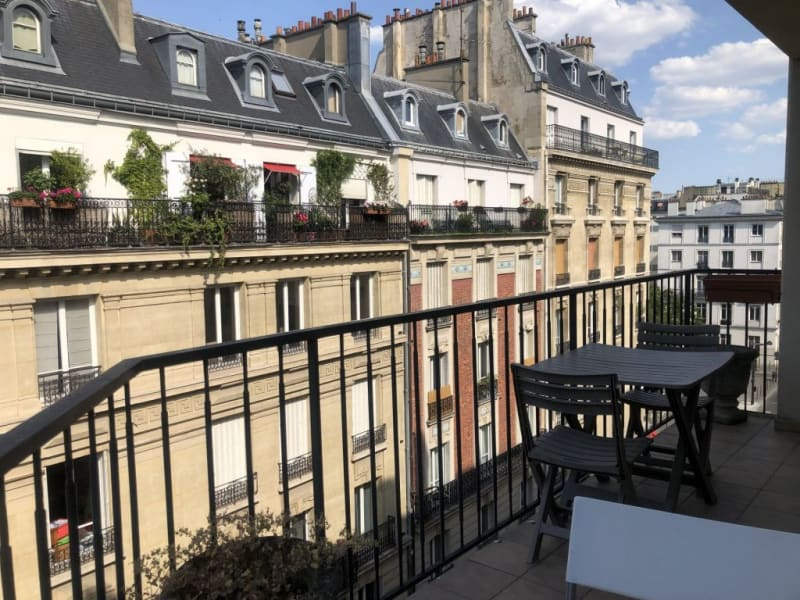 Location appartement Paris 17ème 2350€ CC - Photo 2