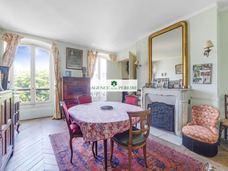 Sale apartment Paris 17ème 1250000€ - Picture 2