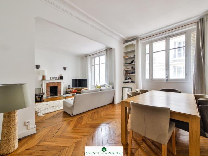 Sale apartment Paris 17ème 1050000€ - Picture 1