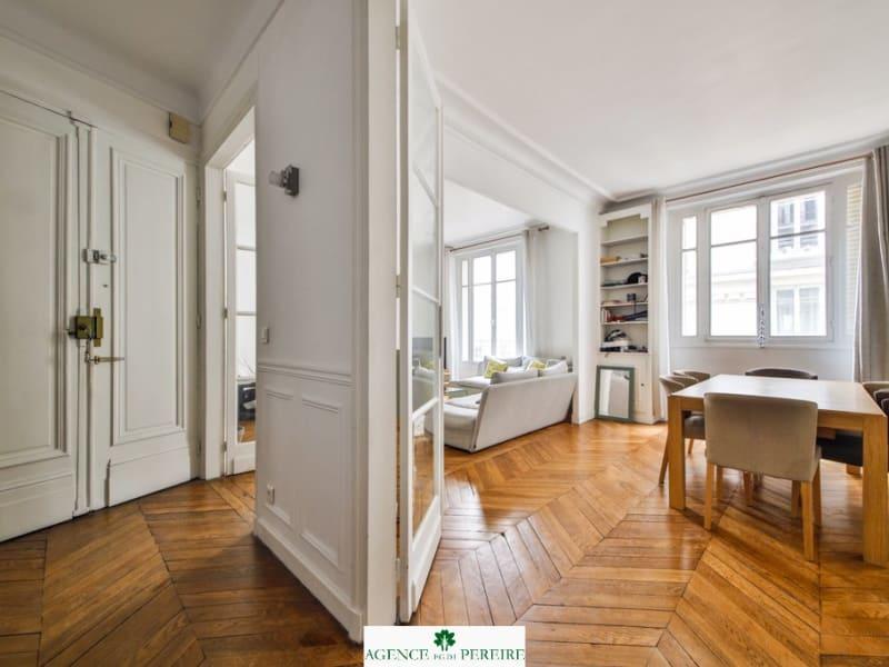Sale apartment Paris 17ème 1050000€ - Picture 2