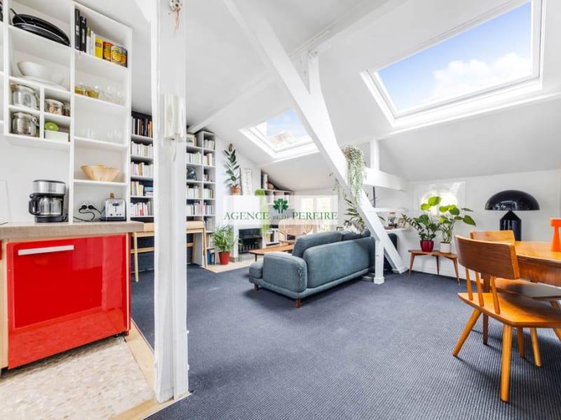 Sale apartment Paris 17ème 498000€ - Picture 3