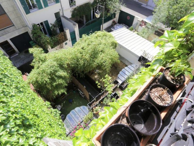 Sale apartment Paris 17ème 498000€ - Picture 10
