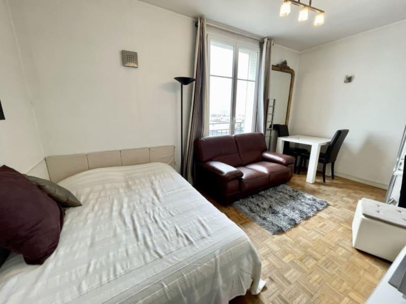 Vente de prestige appartement Paris 17ème 262500€ - Photo 2