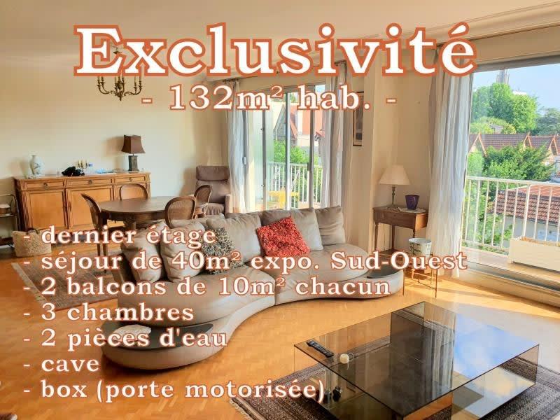 Sale apartment Le raincy 504000€ - Picture 1
