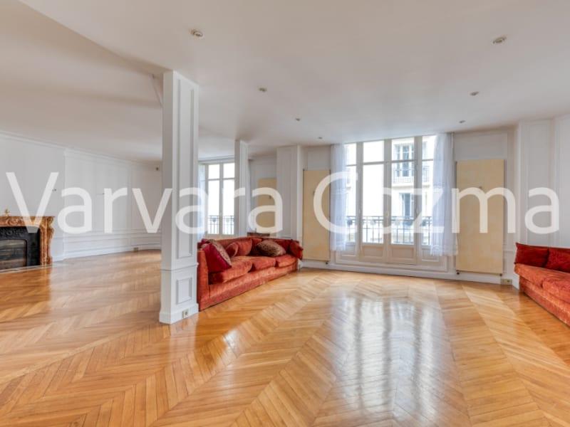 Rental office Paris 16ème 7000€ HC - Picture 5