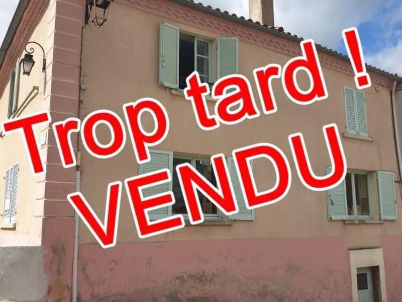 Sale house / villa Bully 75000€ - Picture 1