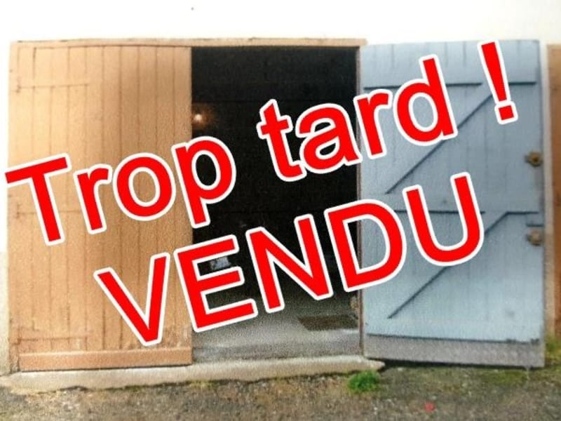 Vente parking Roanne 16000€ - Photo 1