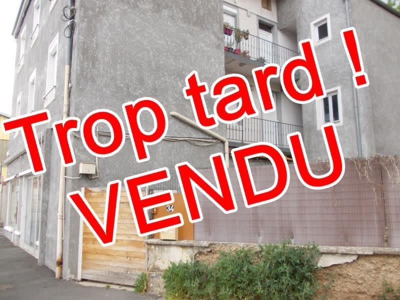 Vente appartement Roanne 117000€ - Photo 1