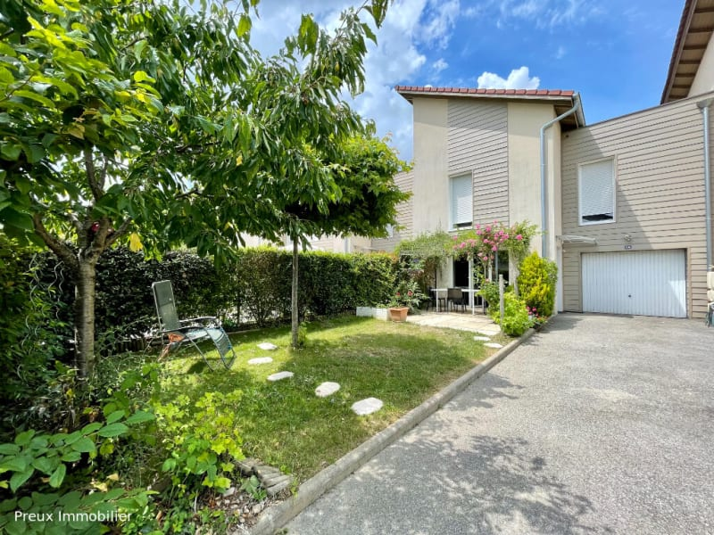 Vente maison / villa Rumilly 341000€ - Photo 1