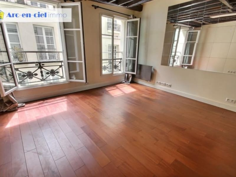 Verkauf wohnung Paris 4ème 449000€ - Fotografie 3