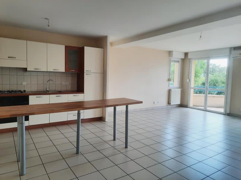 Rental apartment Roanne 640€ CC - Picture 1