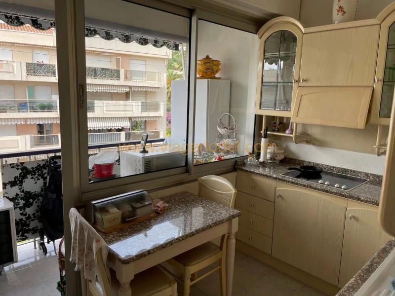 Verkauf auf rentenbasis wohnung Beaulieu-sur-mer 325000€ - Fotografie 8