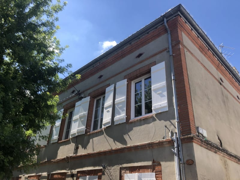 Sale apartment Toulouse 139100€ - Picture 1