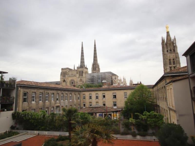 Vente de prestige appartement Bordeaux 527700€ - Photo 1