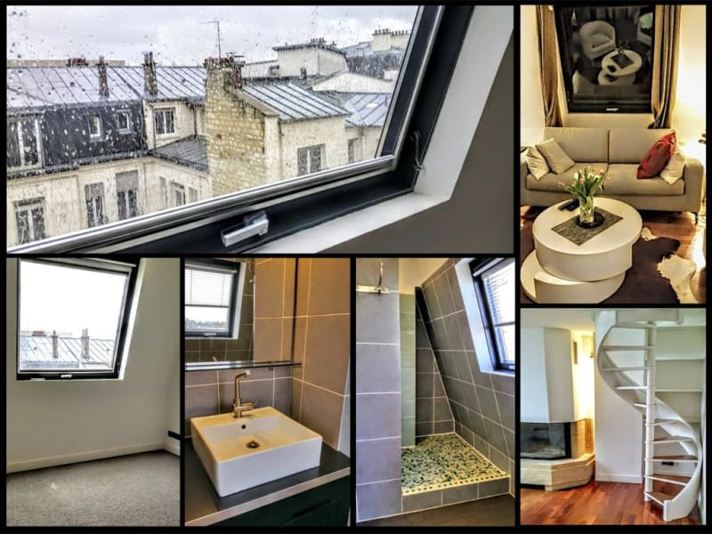 Sale apartment Neuilly sur seine 495000€ - Picture 12