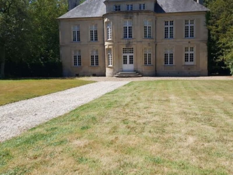 Deluxe sale house / villa Caen nord 955000€ - Picture 1