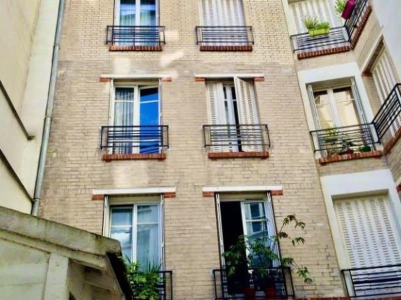Sale apartment Paris 15ème 254000€ - Picture 2