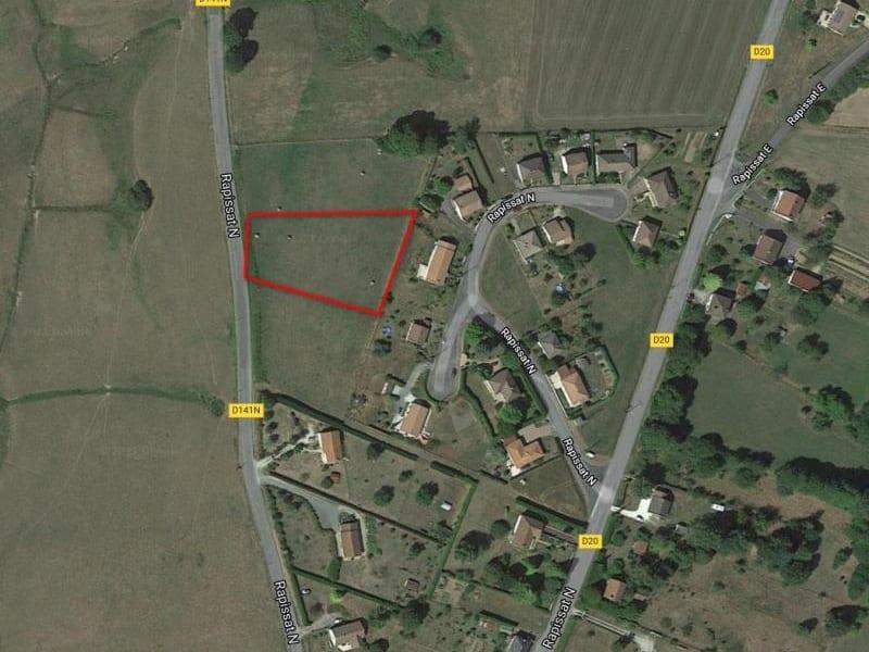 Vente terrain Bussiere galant 22500€ - Photo 1