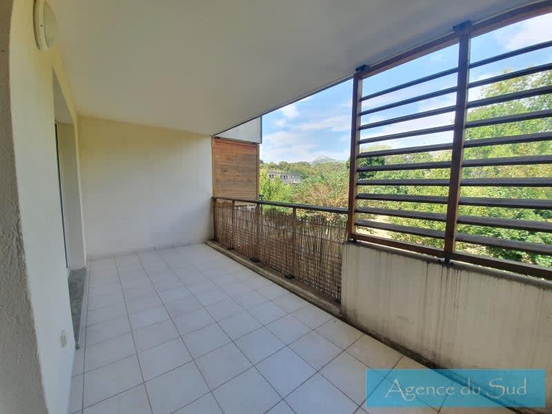 Vente appartement Roquevaire 265000€ - Photo 1
