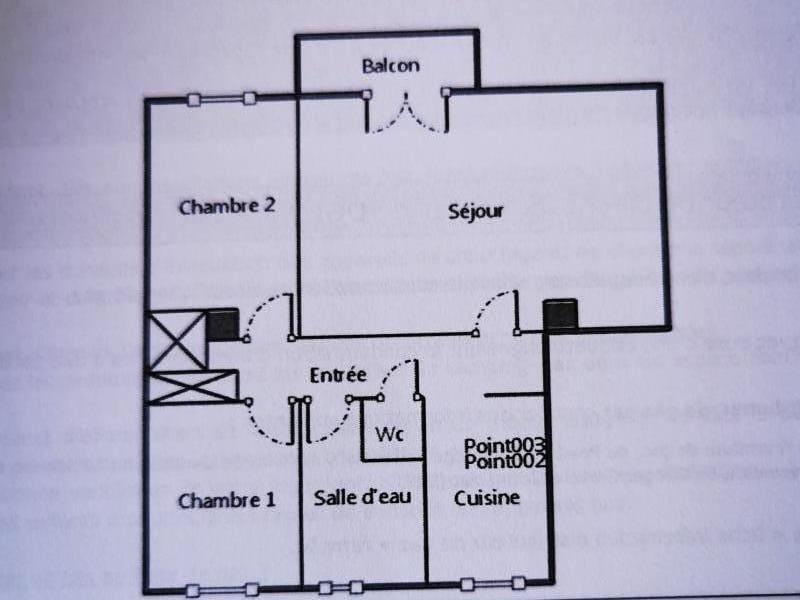 Sale apartment Givors 129000€ - Picture 5