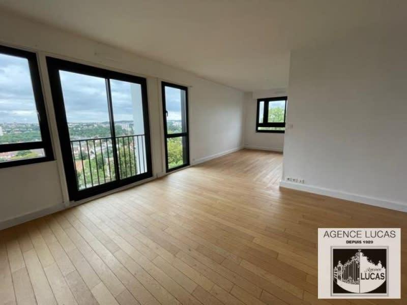 Rental apartment Verrieres le buisson 1210€ CC - Picture 2