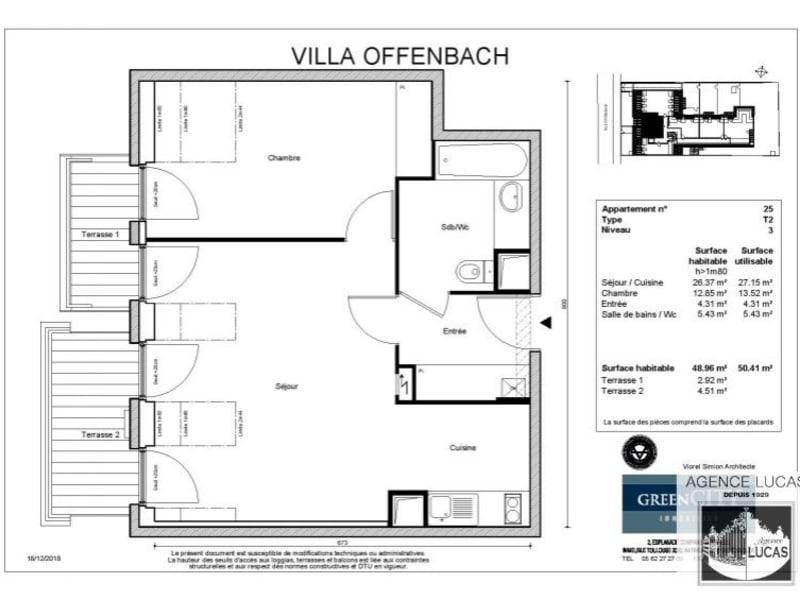 Location appartement Villemomble 1040€ CC - Photo 2