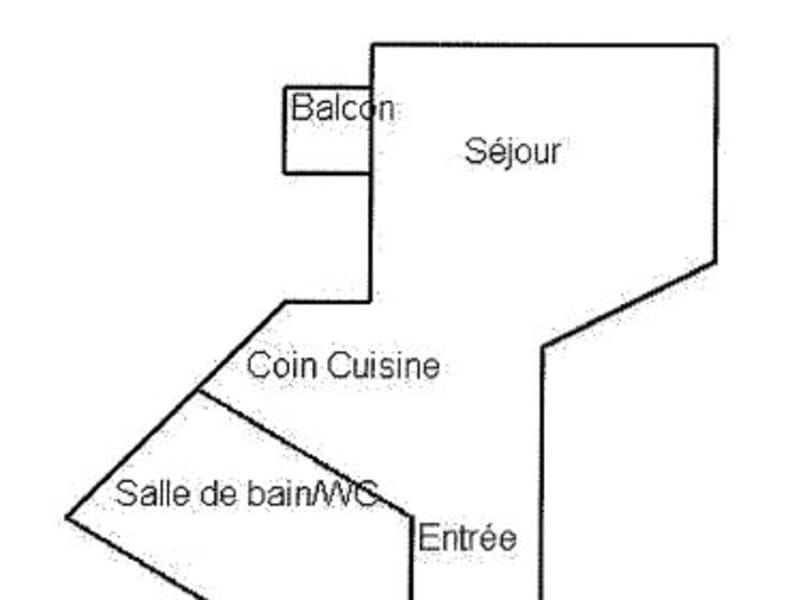 Location appartement Dijon 390€ CC - Photo 7