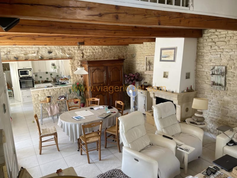 Life annuity house / villa Marsilly 75000€ - Picture 1