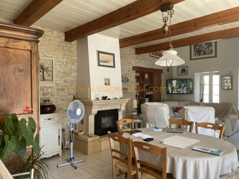 Life annuity house / villa Marsilly 75000€ - Picture 3
