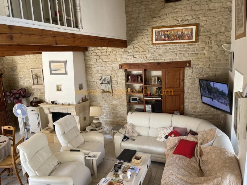 Life annuity house / villa Marsilly 75000€ - Picture 2