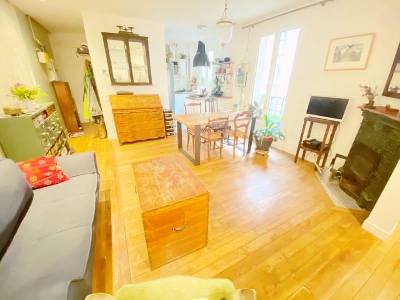Sale apartment Paris 11ème 570000€ - Picture 1