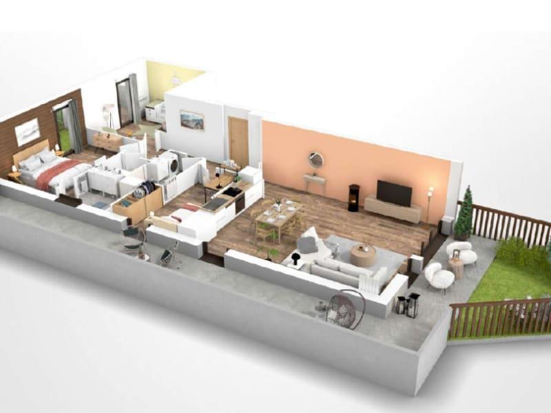 Sale apartment Combloux 663000€ - Picture 5