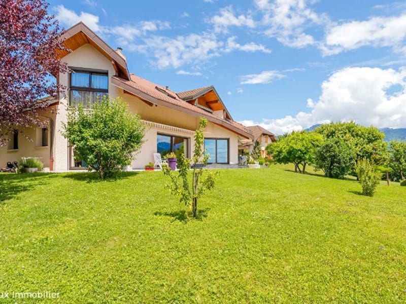 Vente maison / villa Argonay 995000€ - Photo 1
