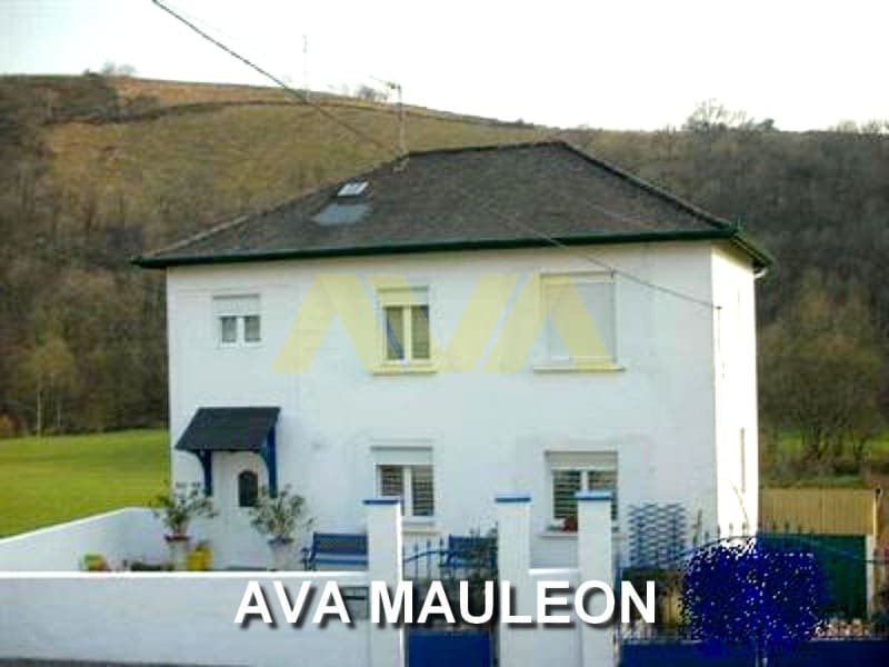 Verkauf haus Mauléon-licharre 110000€ - Fotografie 1