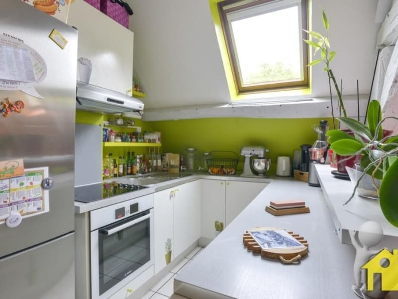 Sale apartment Chambly 137000€ - Picture 2