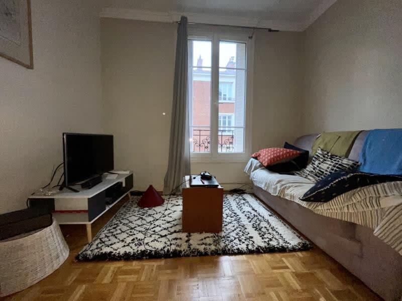 Location appartement Asnieres sur seine 880€ CC - Photo 1